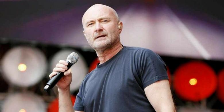 Mariusz pojedzie na koncert Phila Collinsa do Nottingham