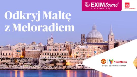 Odkryj Maltę z Meloradiem