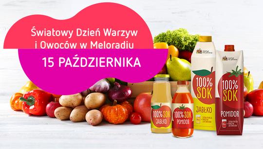 Światowy dzień warzyw i owoców w Meloradiu 2021