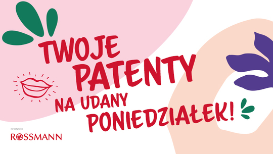 Twoje patenty na udany poniedziałek w Meloradio
