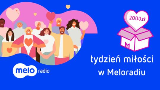 Tydzień miłości w Meloradiu