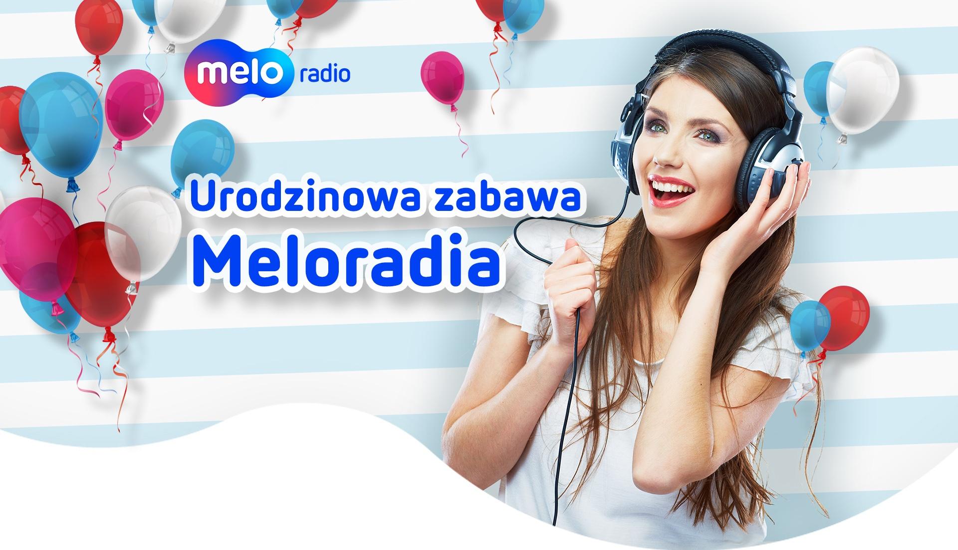 Urodzinowa zabawa Meloradia