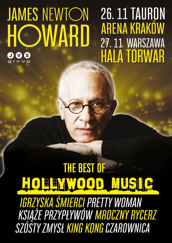 JNHoward_plakat_koncertów