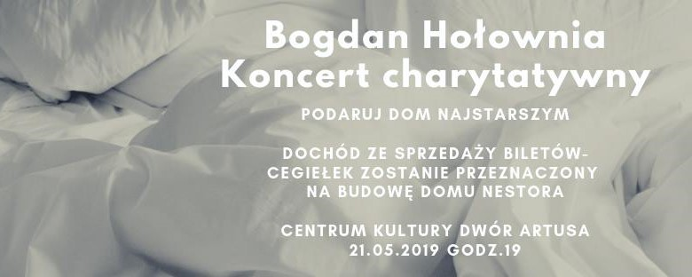 Koncert - Bogdan Hołownia