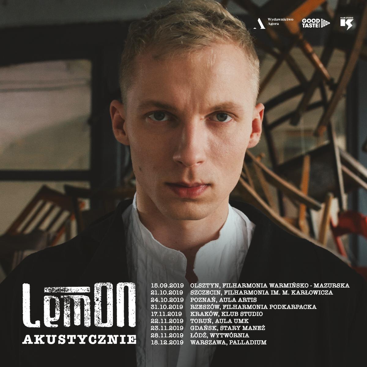 Lemon trasa 2019
