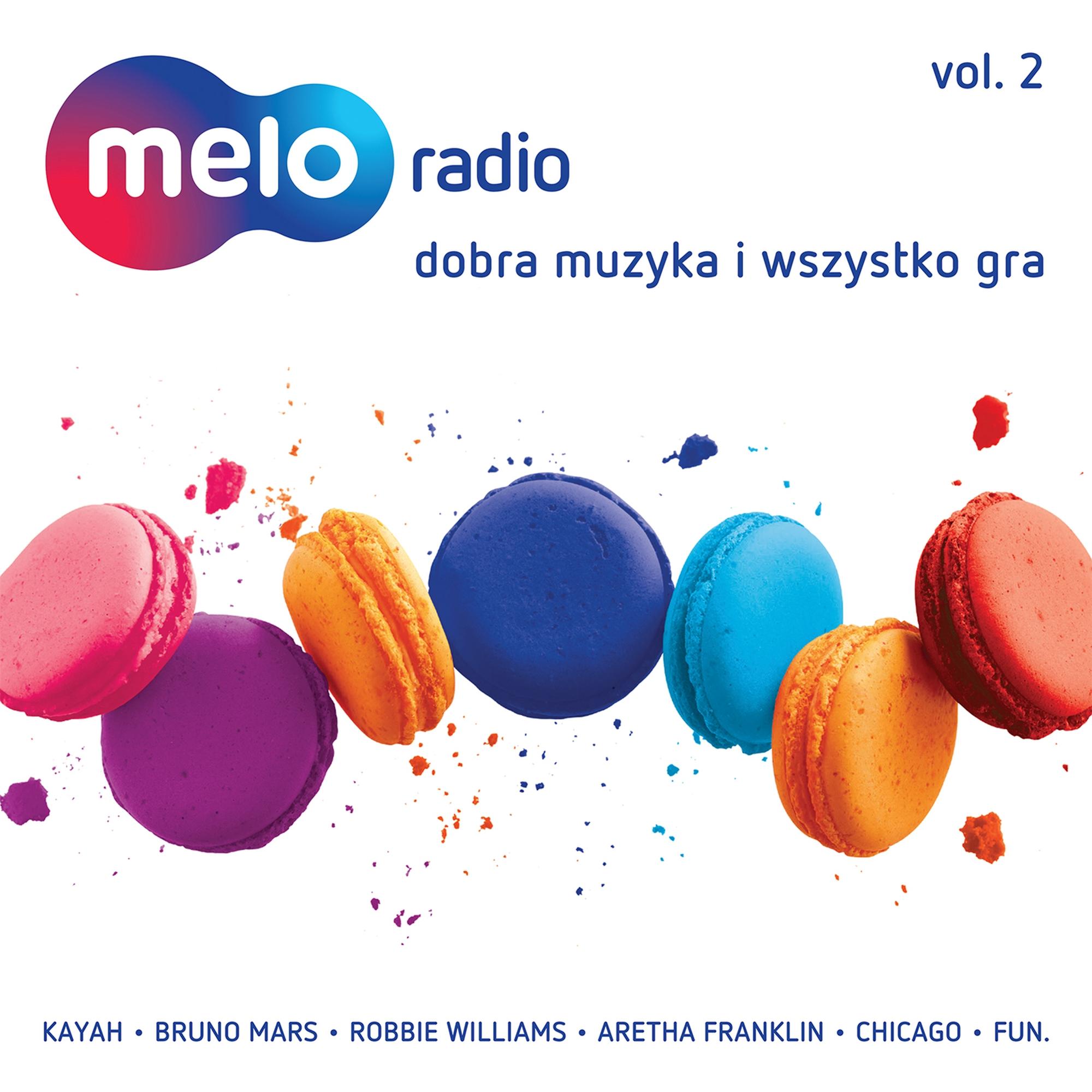 Meloradio - Dobra muzyka i wszystko gra 0190295640750 - cover 300dpi