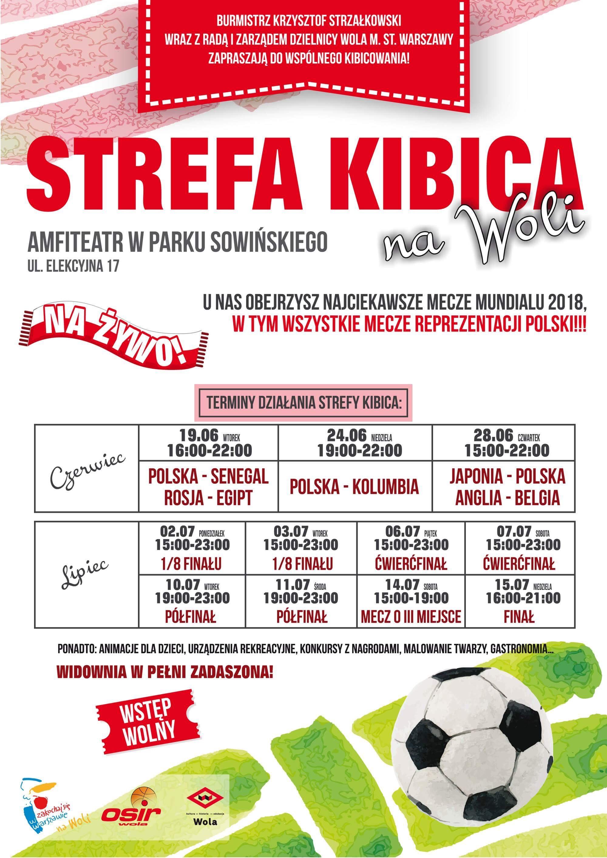WCK_strefa kibica_plakat