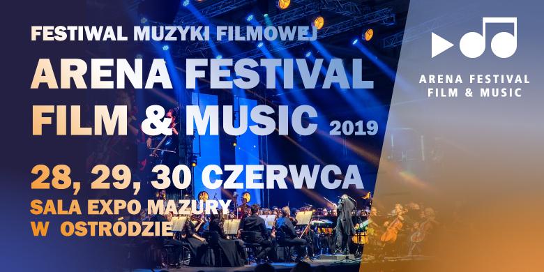 3. Arena Festival film&music Ostróda 2019
