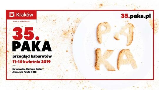 35. Przegląd Kabaretów PAKA
