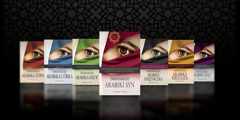Arabski syn - Tanya Valko