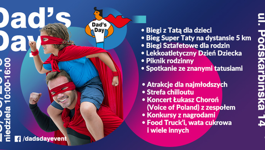 Dad's Day w Warszawie