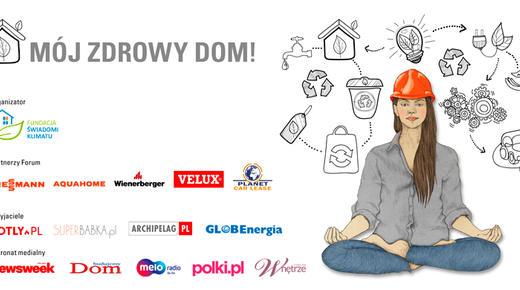 """Forum Kobiet """"Mój Zdrowy Dom"""" z Meloradiem"""