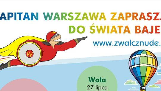 Kapitan Warszawa zaprasza na super piknik