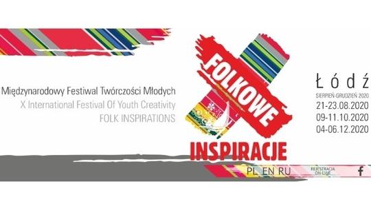 Międzynarodowy Festiwal Twórczości Młodych FOLKOWE INSPIRACJE