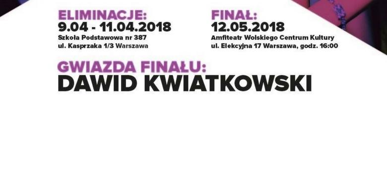 Ogólnopolski Festiwal Śpiewających Szkół i koncert Dawida Kwiatkowskiego