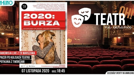 OH Kino_2020:BURZA TR Warszawa