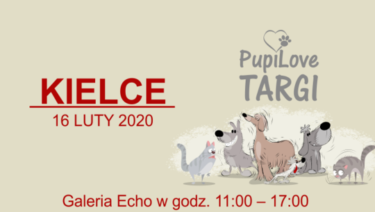 PupiLove Targi w Kielcach
