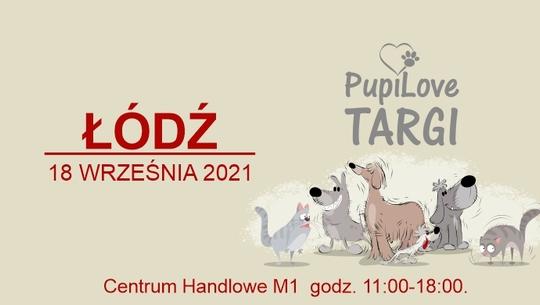 PupiLove Targi w Łodzi