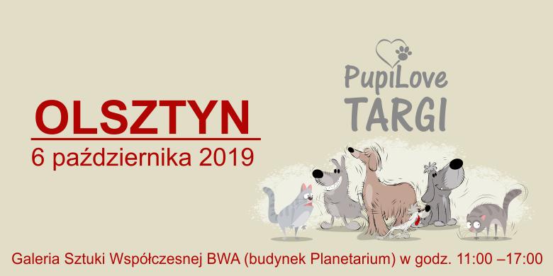 PupiLove Targi w Olsztynie