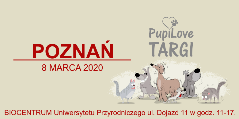 PupiLove Targi w Poznaniu