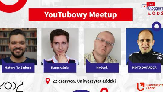 Świat YouTuba w Łodzi