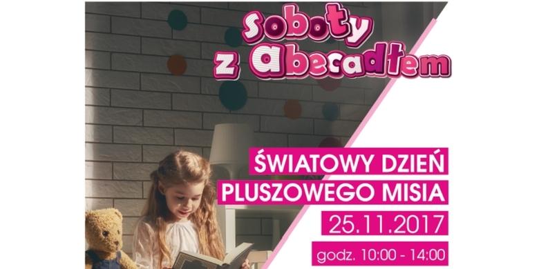 Świętuj Światowy Dzień Pluszowego Misia razem z Aura Centrum Olsztyna