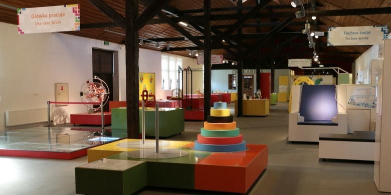 To takie proste: nowa edukacyjna wystawa w Muzeum Inżynierii Miejskiej