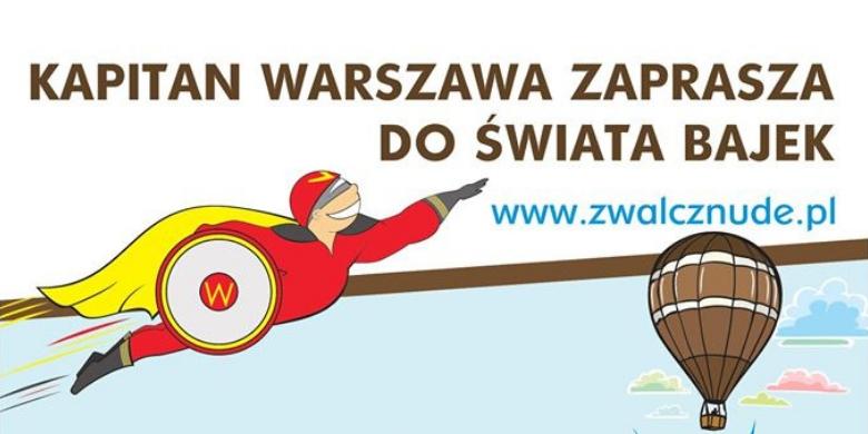 Wiedźma atakuje. Kapitan Warszawa wyrusza na pomoc