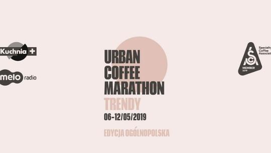 Wystartowała ogólnopolska edycja Urban Coffee Marathon