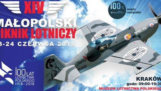 XIV Małopolski Piknik Lotniczy