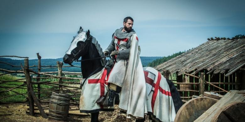 Tom Cullen: Templariusze