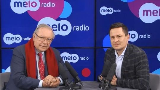 Całe szczęście: Krzysztof Zanussi