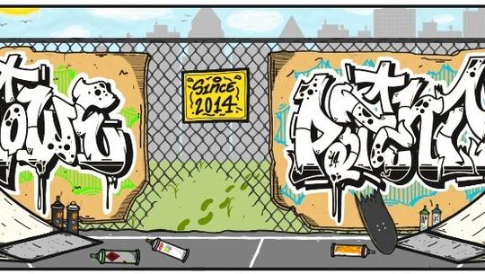 Graffiti jest dla każdego