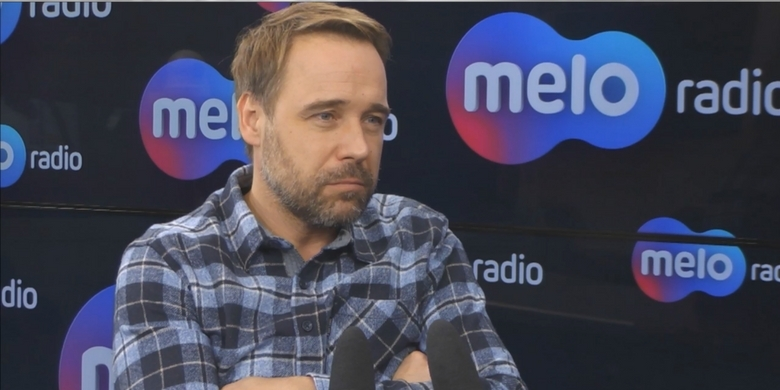 Łukasz Nowicki o aktorstwie, partnerstwie i telewizji
