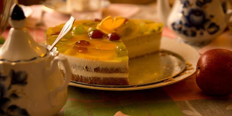 Świąteczne ciasta w wersji fit? To możliwe