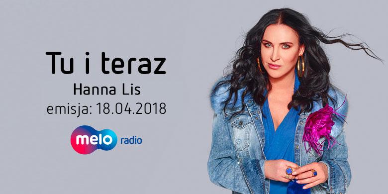 Tu i teraz: Hanna Lis (18.04.2018)