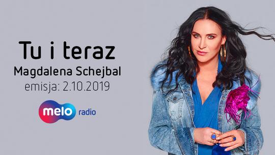 Tu i teraz: Magdalena Schejbal (2.10.2019)