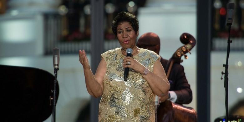 Aretha Franklin odwołuje koncerty