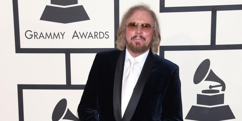 Barry Gibb zdradza przepis na dobrą formę