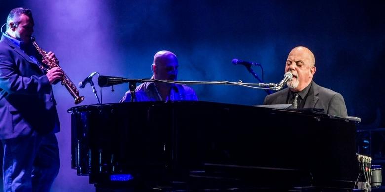 Billy Joel zagra setny koncert w karierze w Madison Square Garden