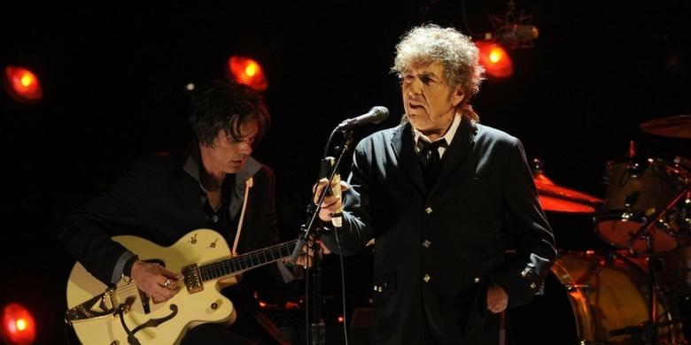 Bob Dylan uczcił Toma Petty'ego