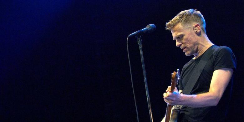 Bruce Springsteen i  Bryan Adams zaśpiewali w duecie