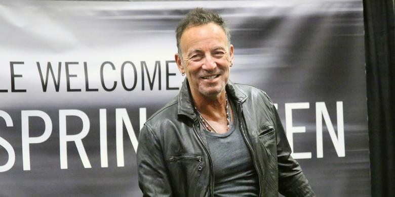 Bruce Springsteen wspiera organizację charytatywną
