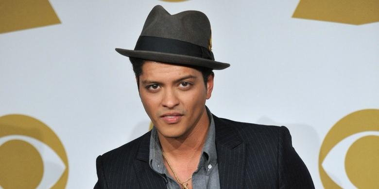 Bruno Mars wystąpi na British Summer Time 2018