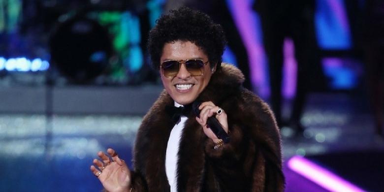 Bruno Mars zagra w Polsce