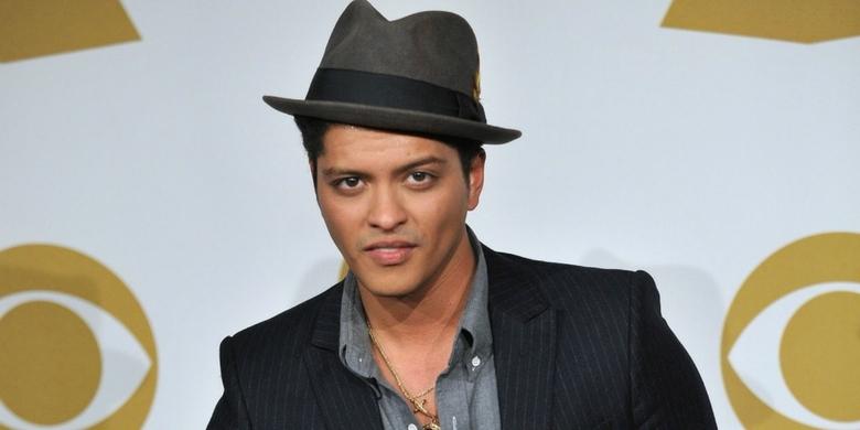 Bruno Mars zapowiada wielkie telewizyjne show