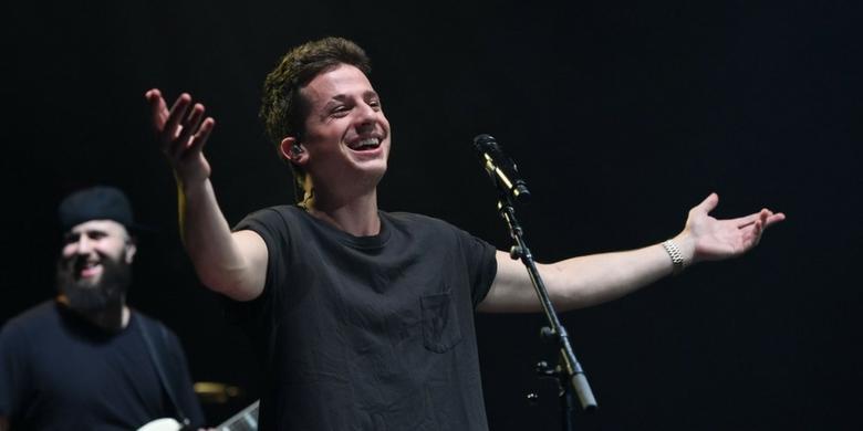 Charlie Puth wyruszy w trasę koncertową w 2018 roku