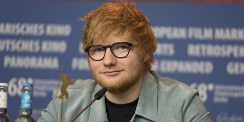 Ed Sheeran najlepiej zarabiającym artystą w 2017 roku