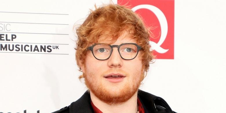 Ed Sheeran napisał piosenkę do filmu o Jamesie Bondzie
