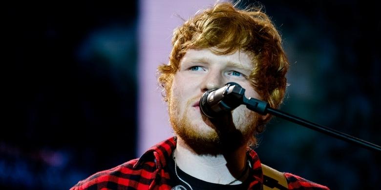 Ed Sheeran pobił kolejny rekord